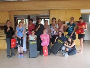 Feuerwehr ist Mehr als TATÜTATA – Part III. * SV Kurs der Feuerwehrfrauen!