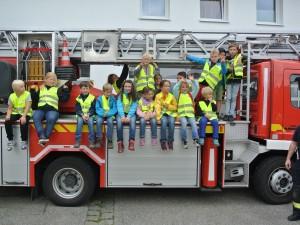 Kinderferienprogramm der Gemeinde Berg auch bei uns