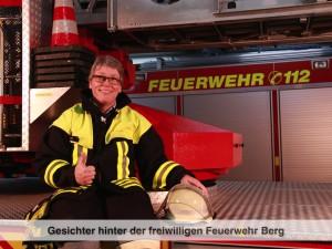 Gesichter der Freiwilligen Feuerwehr Berg – I. Kulp