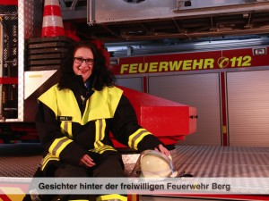 Gesichter der Freiwilligen Feuerwehr Berg – A. Groß