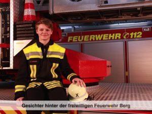 Gesichter der Freiwilligen Feuerwehr Berg – L. Lindner