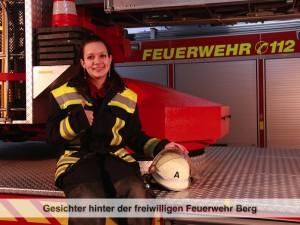 Gesichter der Freiwilligen Feuerwehr Berg – M. Quintern