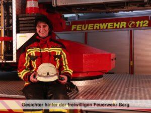 Gesichter der Freiwilligen Feuerwehr Berg – C. Steigenberger