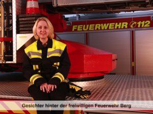 Gesichter der Freiwilligen Feuerwehr Berg – V. Schweiberger