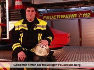 Gesichter der Freiwilligen Feuerwehr Berg – S. Keilitz