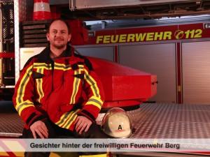 Gesichter der Freiwilligen Feuerwehr Berg – A. Lidl Jun.