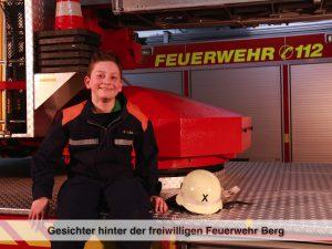 Gesichter der Freiwilligen Feuerwehr Berg – A. Lidl