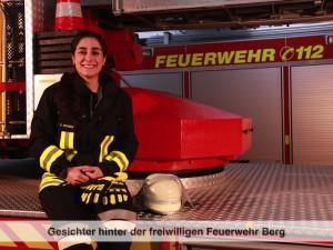 Gesichter der Freiwilligen Feuerwehr Berg – H. Mohseni Ahouei