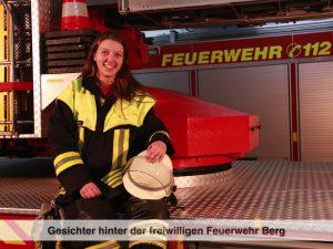 Gesichter der Freiwilligen Feuerwehr Berg – K. Misselwitz