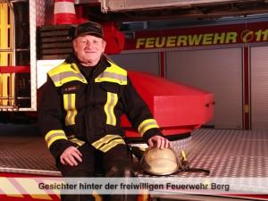 Gesichter der Freiwilligen Feuerwehr Berg – R. Kragl