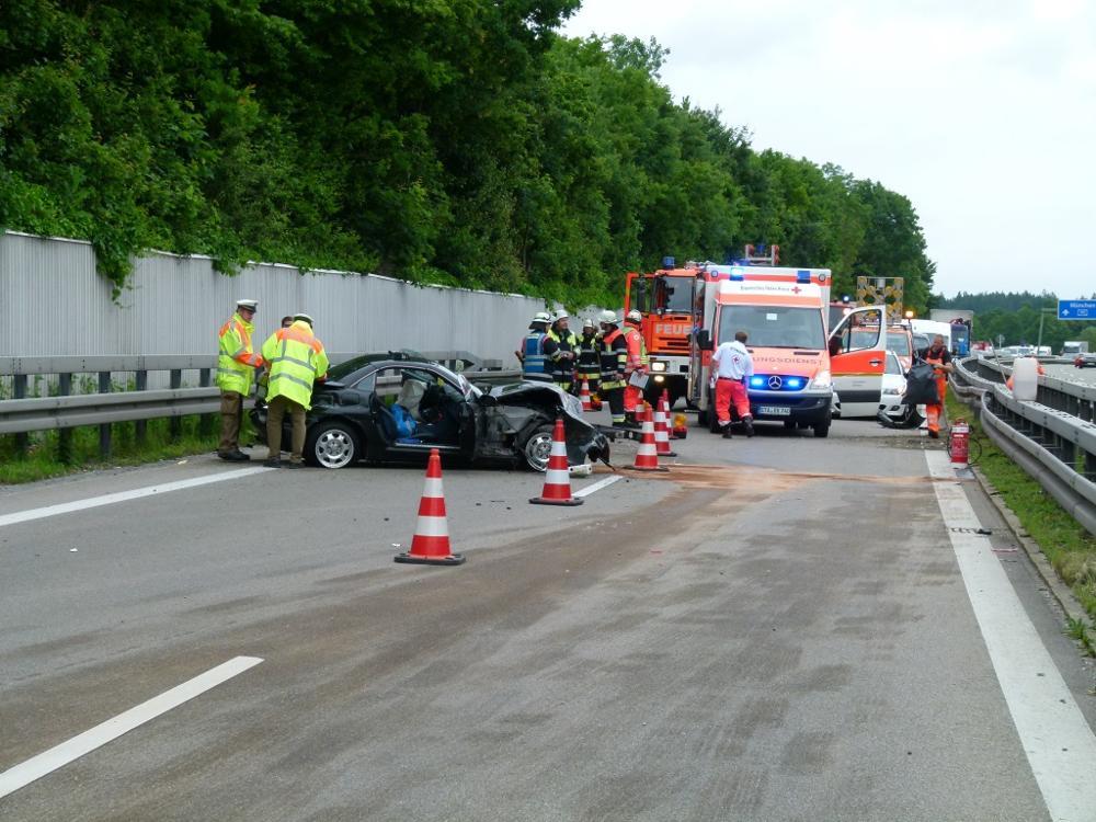 (C) Feuerwehr, merkur.de
