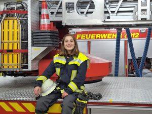 Gesichter der Freiwilligen Feuerwehr Berg – Z. Askar