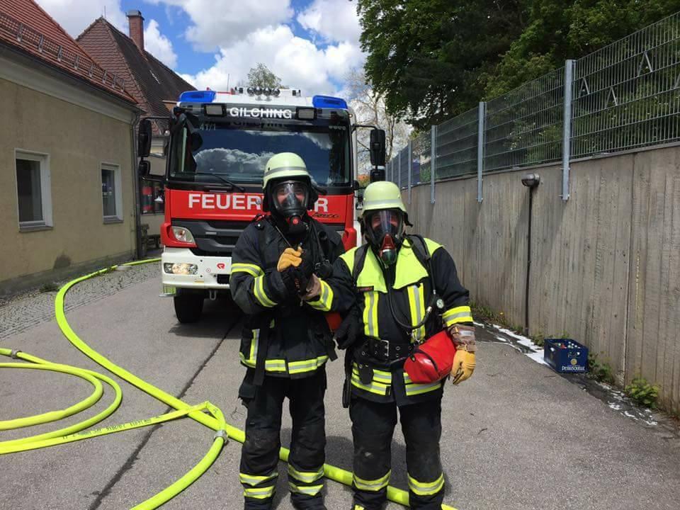 (C) Atemschutz in Lkr. Starnberg   links: Michael Polednik, rechts: Georg Haslbeck