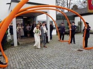 Gratulation zur Hochzeit!
