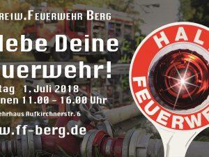 Erlebe Deine Feuerwehr!