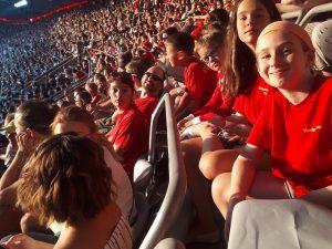 Kinder- & Jugendfeuerwehr in der Allianz Arena
