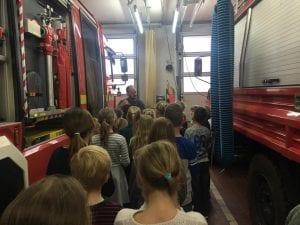 """""""Was macht unsere Feuerwehr?"""" – Brandschutzerziehung Grundschule"""