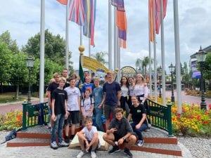 Jugendausflug in den Europapark Rust