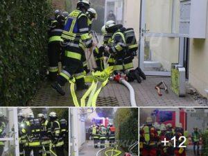 Einsatz #152/2019 | Rauchentwicklung / Brand in Tiefgarage