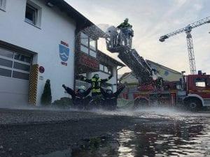 """Jugendfeuerwehr Sommerferien-Challenge 2020 🚨 – Aufgabe """"Wasser Marsch!"""""""