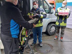 Wohl verdienter Feuerwehr-Ruhestand